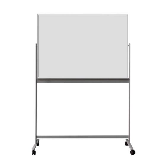 Single Side Mobile Pivoting Whiteboard