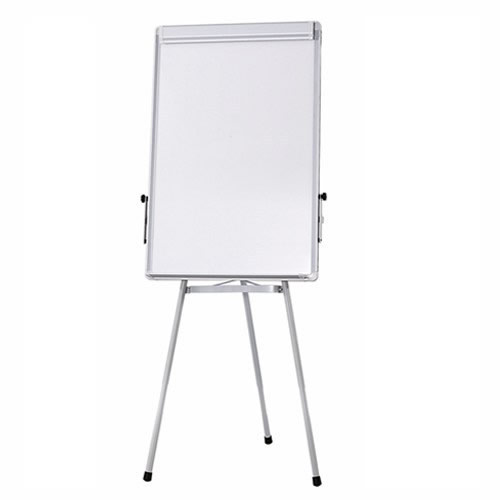 Adjustable Flipchart Easel Stand with Whiteboard