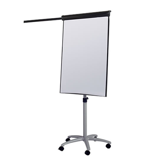 Heavy-Duty Mobile Display Flip Chart