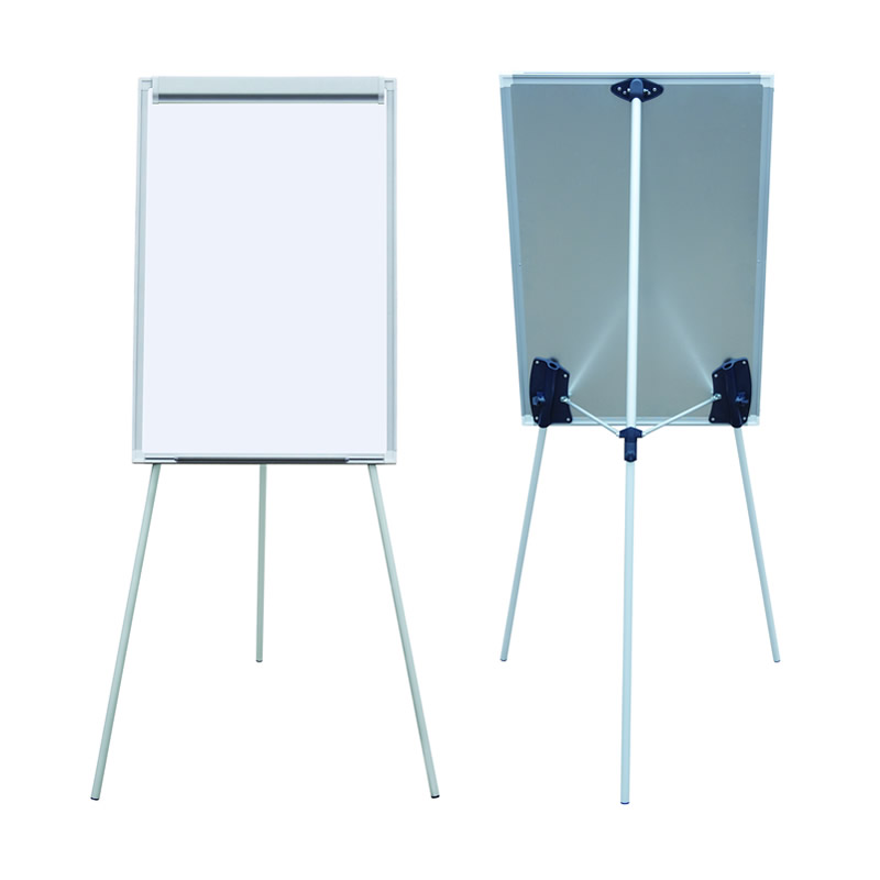 Tripodal Flipchart Dry Erase Magnetic Whiteboard