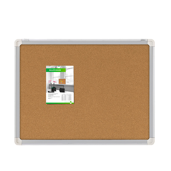 100% Natural Cork Sheet Pin Tackboard