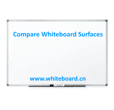 Compare Whiteboard Surfaces