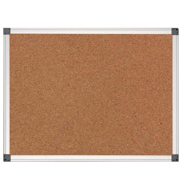 Euro-style Frame Cork Bulletin Board