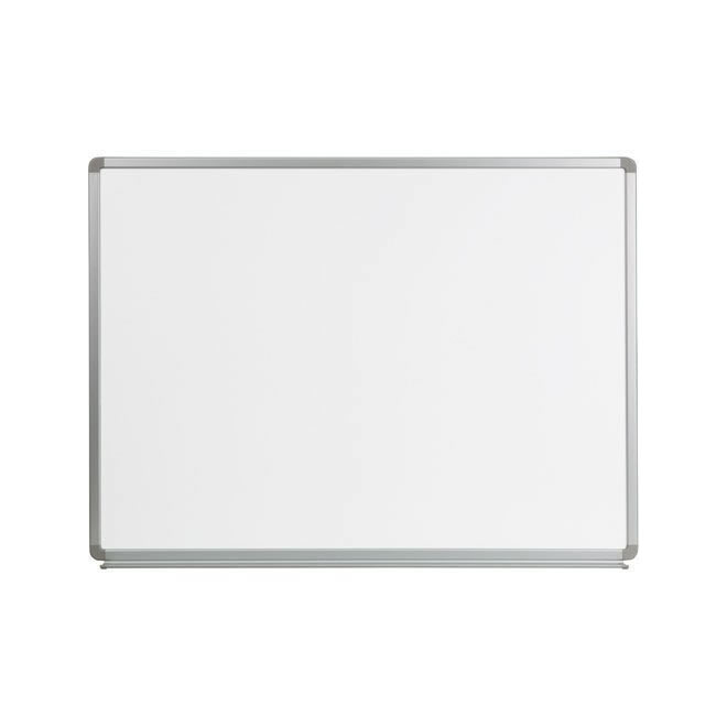 3 X 2 Feet Aluminium Ceramic Smooth Surface Non Magnetic White Board