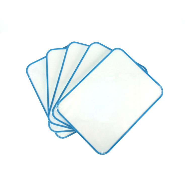 Plastic Frame Small Magnetic White Board Dry Erase Lapboard