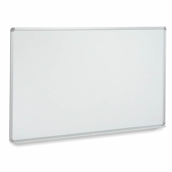 Porcelain Dry Erase Whiteboard Aluminum Framed and Tray