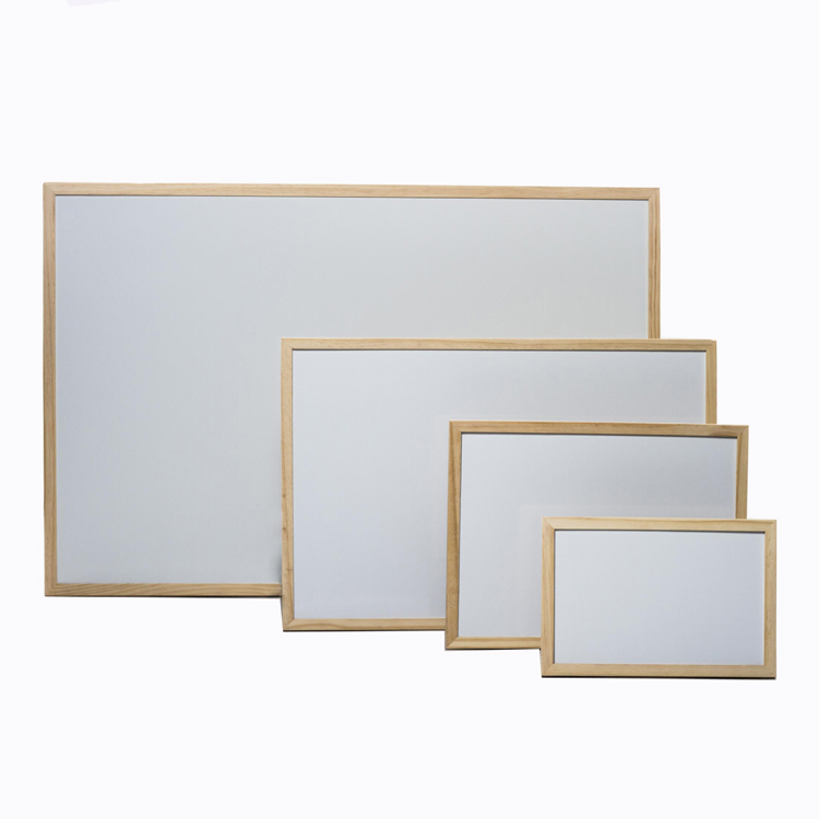Promotion Custom Printing Wood Frame Whiteboard