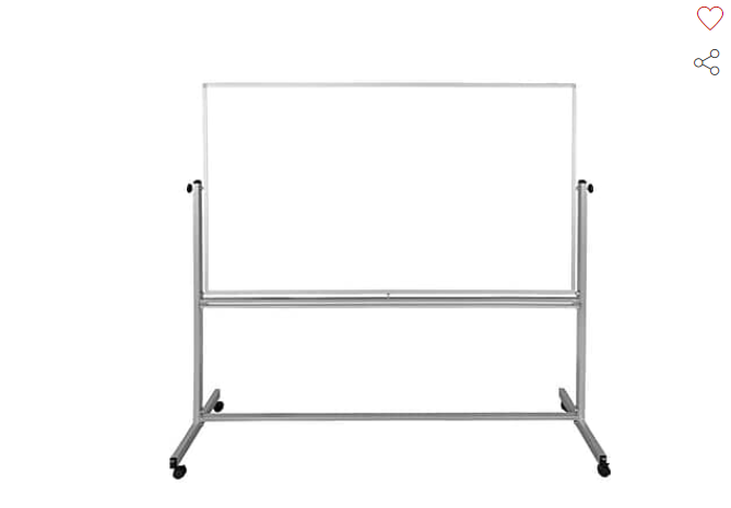 Steel Dry-Erase Whiteboard