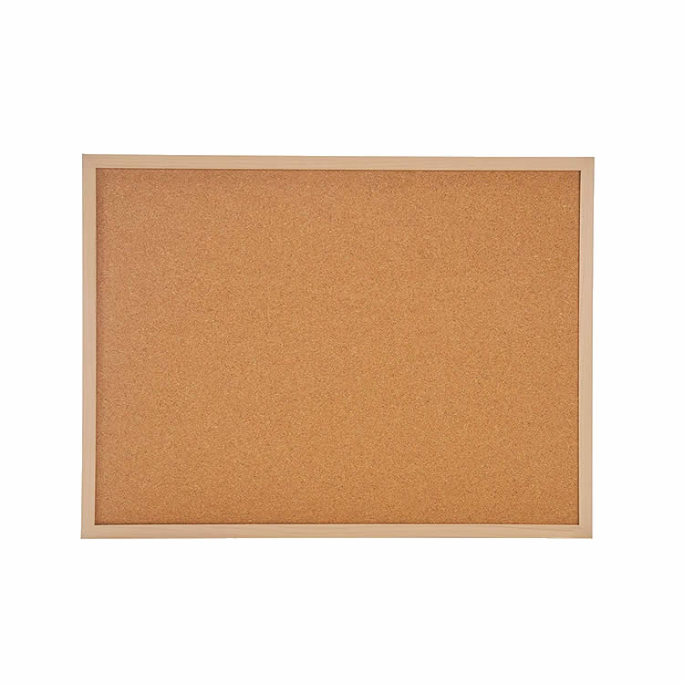 Sturdy and Stylish Wooden Frame Traditional Cork Boards