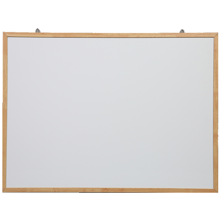 Wall-Mounted Wood Markerboard