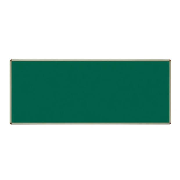 Fixed-Type Flat Chalkboard Green Board