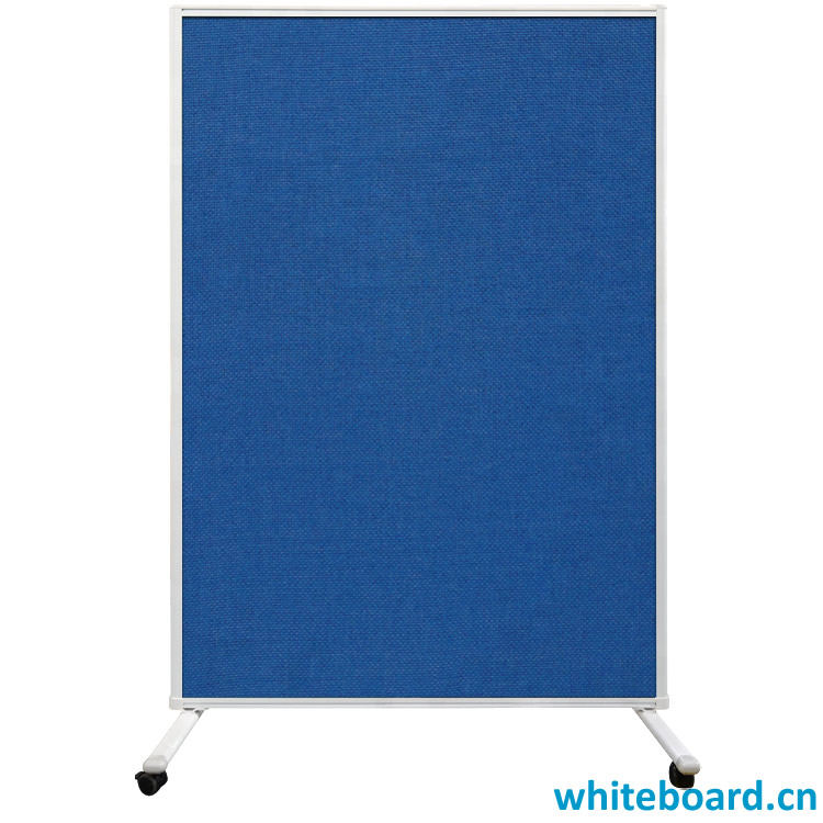 Ultra-Durable Office Mobile Fabric Board